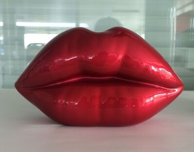 Niclas Castello, 'Kiss(red)', 2014
