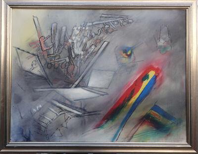 Roberto Matta, 'Untitled', 1958