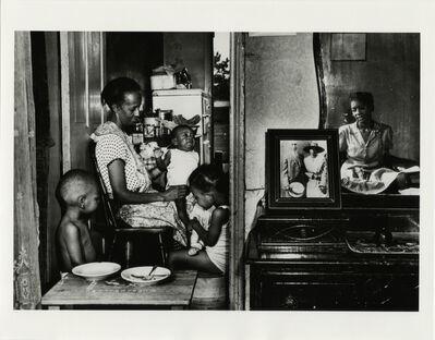 Gordon Parks, 'Ella Watson with Her Grandchildren, Washington, D.C.', 1942