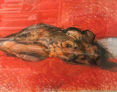 John Houston, 'Woman Sleeping', 1964