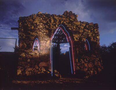 Donald Woodman, 'El Oratario de Lorenzo Lopez Chapel, Santa Fe', 2007