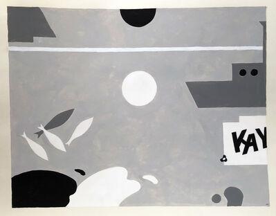 George Vranesh, 'Kayak', 1980