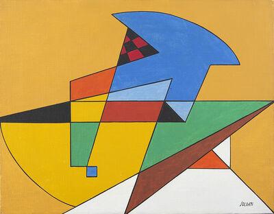 Atanasio Soldati, 'Composizione', 1952