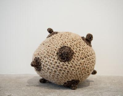 Carmen Neely, 'Breast Bomb', 2015