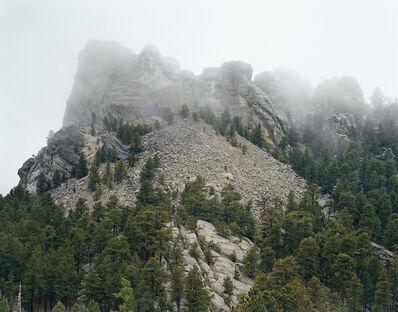 Mitch Epstein, 'Mount Rushmore National Memorial / Six Grandfathers, South Dakota 2018, 2018', 2018