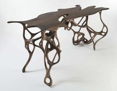 Mathias Bengtsson, 'Growth Table', 2014