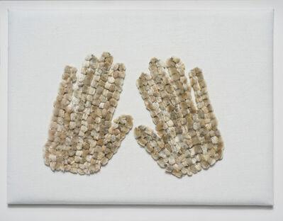 Amely Spötzl, 'Samthandschuhe (Velvet Gloves)', 2017