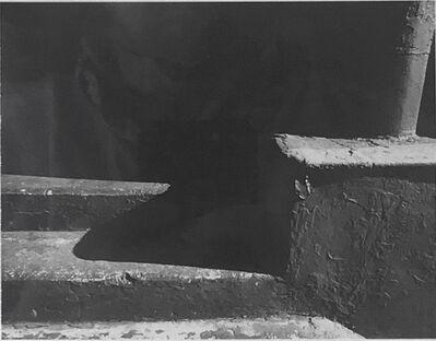 Carl Goldhagen, 'Untitled III (Outside Steps)', 1996