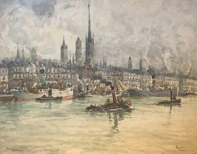 Georges Rose, 'Rouen'