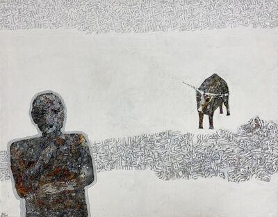 Tayseer Barakat, 'Detachment', 2016