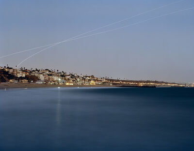 Kevin Cooley, 'Takeoffs LAX Runway 24L over Plays Del Rey', 2006
