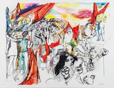 Renato Guttuso, 'Revolution'