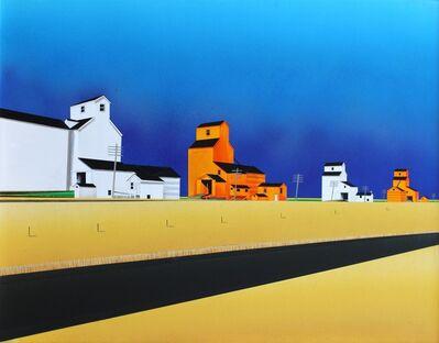 David Thauberger, 'Sunset'