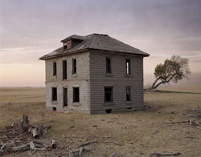 Andrew Moore, 'Murray House Sheridan County, Neb.', 2012