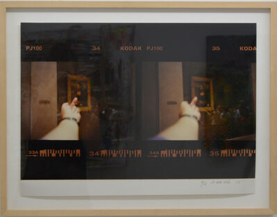 Ai Weiwei, 'Study of Perspective - Mona Lisa', 1999