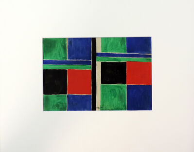 Sonia Delaunay, 'Composition F1737', 1926