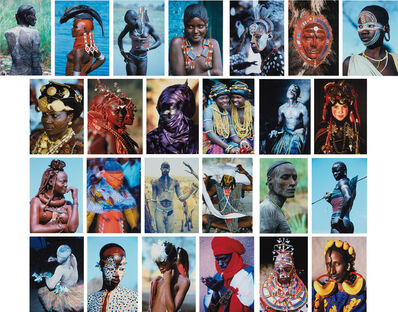 Carol Beckwith and Angela Fisher, 'African Ceremonies'