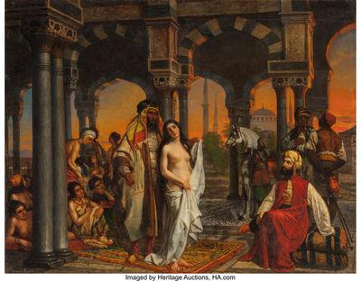 Giovan Francesco Locatelli, 'Dusk of Constantinople'