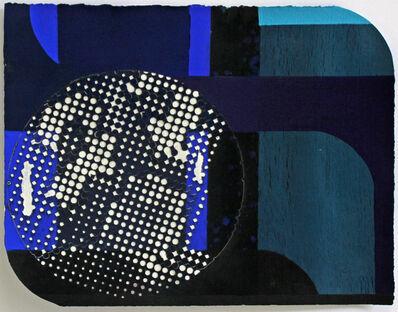 Joan Belmar, 'Bacchus (blue)', 2018