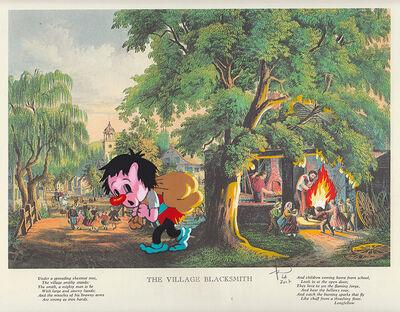Victor Castillo, 'The Village Blacksmith', 2017