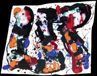 Sam Francis, 'Untitled 1985, San Leandro', 1965