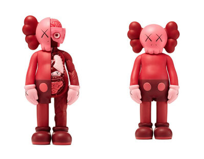KAWS, 'Blush Companions (set of 2)', 2017