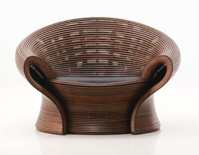 "Bae Se Hwa, '""Steam 23"" Lounge Chair', 2013"