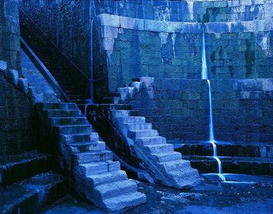 Dimitra Lazaridou, 'The Flow Momentarily Takes Possession of the Arsenal of Self-Interest', 2003