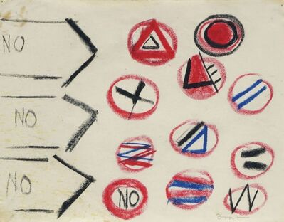 Sir Terry Frost, 'Untitled (Banbury) (1)', c. 1963