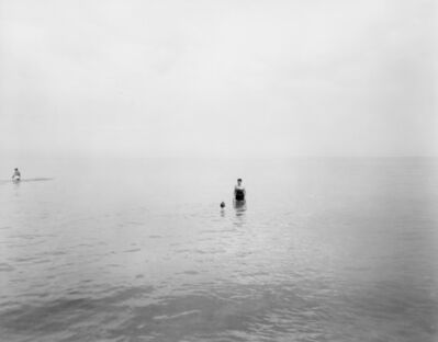 Harry Callahan, 'Lake Michigan', 1953