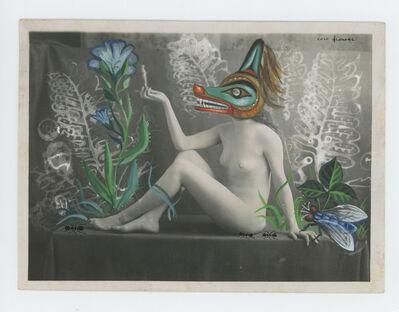 Coco Fronsac, 'Rencontre d'une Belle et de fourmis sur une table d'atelier', 2015