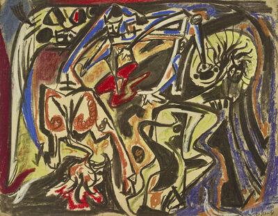 André Masson, 'Bestiaire', 1943
