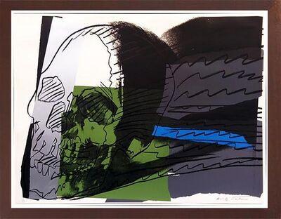 Andy Warhol, 'Skulls FS II.160'