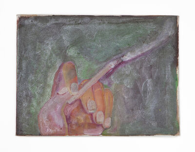 Sosa Joseph, 'Study of a Smoker's Hand', 2018