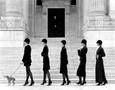 "Rodney Smith, '""Hemline 2, NYC, 1994""', 1994"