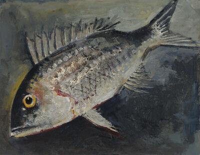 John Alexander, 'Porgy', 2014