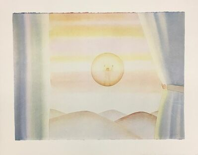 Jean Michel Folon, 'The Shriek', 1975