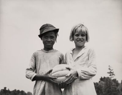 Dorothea Lange, 'A Group of Four Photographs of American Farmers'