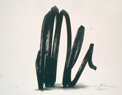 Bernar Venet, 'Undetermined Line II', 1990