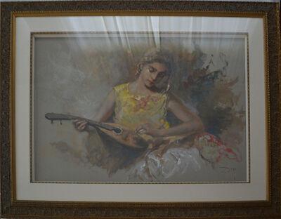 Jose Royo, 'La Mandolina', 2002
