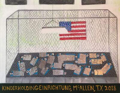 Alejandro Diaz, 'Kinderholdingeinrichtung, McAllen, TX.', 2018