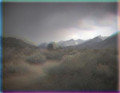 Sean McFarland, 'Eastern Sierra (prismatic)', 2015