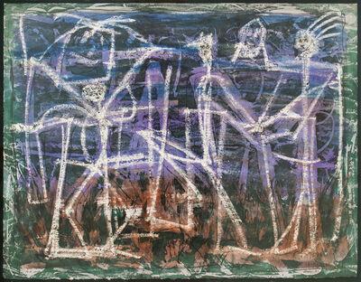 Alfonso Ossorio, 'Winter Colloquy', 1950