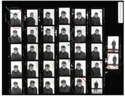 Dennis Stock, 'James Dean (New York City)', 1955