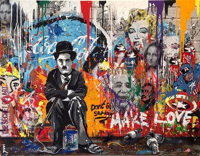 Yuvi, 'Charlie Chaplin', 2018