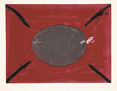 Antoni Tàpies, 'Oval', 1979