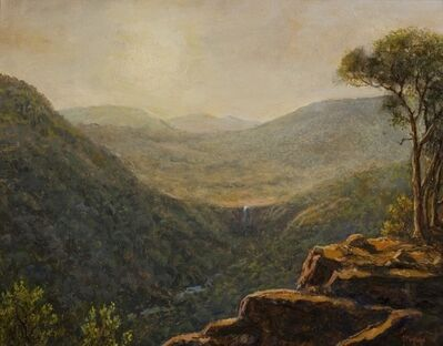 Jerry Malzahn, 'Kaaterskill Clove from Inspiration Point', 2008