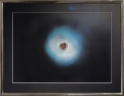 Otto Piene, 'Birth of a planet', 1977