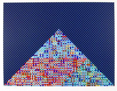Tony Bechara, 'Pyramid ', 1979
