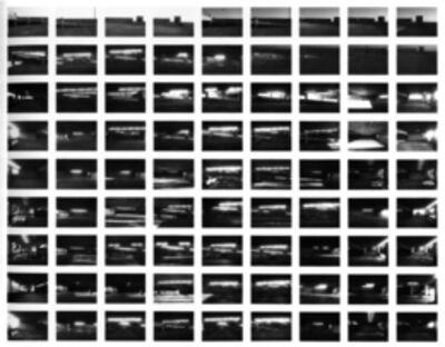 Robbert Flick, 'SV034-81 Inglewood Parking Structure #2', 1981